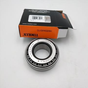 CONSOLIDATED BEARING 6012-2RS C/4 Single Row Ball Bearings